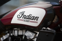 Indian Scout Motorcycle Logo