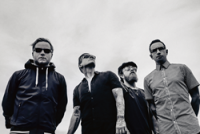 shinedown performs at sturgis