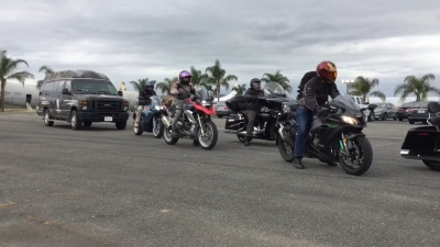 Wounded Warrior Project Ride
