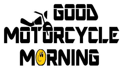 Good Morning Motorcycle Logo