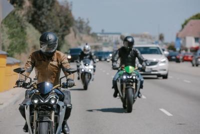 energica motorcycle