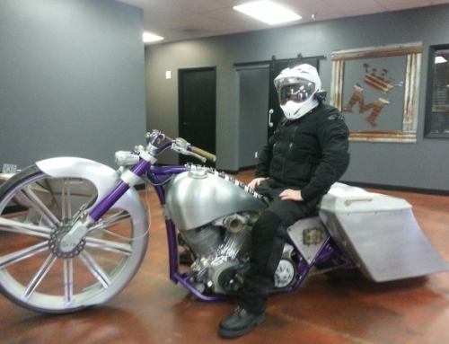 Good Motorcycle Morning Visits Misfit Industries