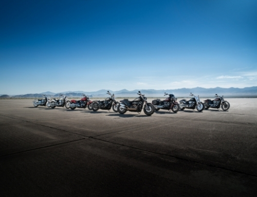 Harley-Davidson Rolls Out Eight New Cruiser Motorcycles In Largest-Ever Product Development Project