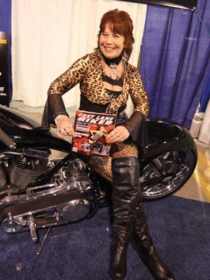 Biker cougars
